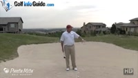 Dead Leg Fairway Wood Bunker Shot by Tom Stickney