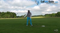Dealing With A Poor Golf Lie By Moving The Ball Back Video - by Peter Finch