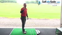 Delivering A Square Club Face Into Golf Impact Video - by Peter Finch