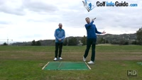 Develop A Great Balanced Follow Through - Video Lesson by PGA Pros Pete Styles and Matt Fryer