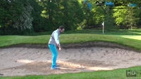 Different Golf Set-Ups In The Bunker Video - by Peter Finch