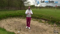 Different Lies In The Golf Bunker Will Give Different Results Video - by Peter Finch