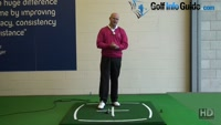 Do Hybrid Golf Clubs Work For Chip Shots? Senior Golfer Tip Video - by Dean Butler