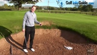 How To Rake A Bunker, Golf Bunker Shots Video - by Pete Styles