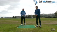 Do You Struggle To Clear Your Hips In The Golf Swing – Video Lesson by PGA Pros Pete Styles and Matt Fryer