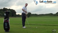 Do You Use A Flat Golf Swing Video - by Pete Styles