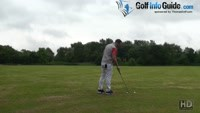 Does Standing Closer To The Golf Ball Change Ball Flights Video - by Peter Finch