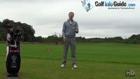 Does The Left Hip Moved Upwards In The Down Swing Video - Lesson by PGA Pro Pete Styles