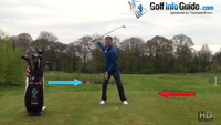 Don't Let Your Feet Get In The Way Of A Good Golf Shot Video - by Pete Styles