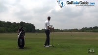 Don't Steer The Golf Ball When The Fairway Is Tight Video - by Pete Styles