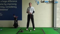 "Don't Get ""Stuck"" on the Downswing - Golf Video - by Pete Styles"
