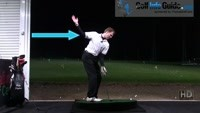Golf Drill Tip: Downhill lie – Compensations Video - by Pete Styles