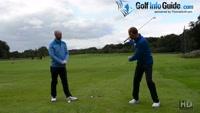 Downswing Step Drill – Lesson by PGA Pros Pete Styles & Matt Fryer