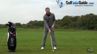 Drawing The Golf Ball With Irons Video - Lesson by PGA Pro Pete Styles