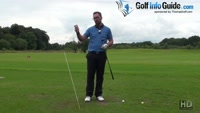 Drill To Stop Getting Stuck During The Golf Downswing Video - by PGA Instructor Peter Finch