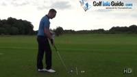 Drill To Stop Shanking The Golf Ball Video - by PGA Instructor Peter Finch