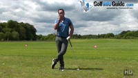 Drill To Stop The Left Arm Chicken Wing Video - by PGA Instructor Peter Finch