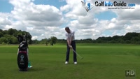 Drill Two - One Handed Pitch Shots For Golf Video - by Pete Styles