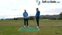 Drills To Develop Pure Ball Striking - Video Lesson by PGA Pros Pete Styles and Matt Fryer