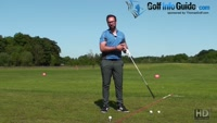 Drills To Stay Behind The Golf Ball When Hitting Video - by Peter Finch