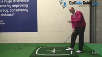 Driver Cure For Ball Going Too Low - Senior Problem Golf Tip Video - by Dean Butler