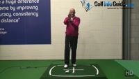 Driver Distance Fix For Short Ball Carry - Senior Golf Tip Video - by Dean Butler
