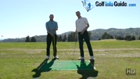Driver set up versus iron set up - Video lesson by PGA Pros and Pete Styles and Matt Fryer