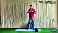 Dumbbell Raises With Exercise Ball Video - by Peter Finch