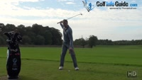 Element 3- Lower Body Leads The Way In The Golf Downswing Video - by Pete Styles