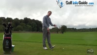 Eliminating Slices With A Wide Golf Swing Takeaway Video - by Pete Styles