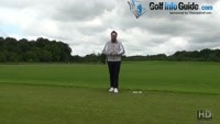 Ensuring Correct Aim For An Athletic Golf Posture Video - by Peter Finch