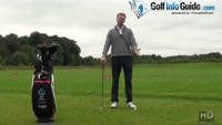 Evaluating The Lie For Better Golf Pitch Shots Video - by Pete Styles