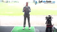 Everything Is Based On Your Golf Target Line Video - by Pete Styles