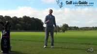 Executing The Correct Wrist Hinge In The Golf Backswing Video - by Pete Styles