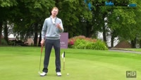 Exercises for Curing the Putting Yips Video - Lesson by PGA Pro Pete Styles