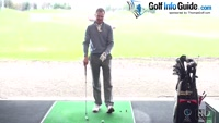 Extend Your Arms In Your Golf Address Position Video - by Pete Styles