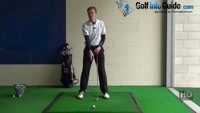 Eyes on the Back of the Ball for Better Contact, Golf Video - Lesson by PGA Pro Pete Styles