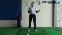 Toe Golf Shot Drill 4: Face tape Video - by Pete Styles