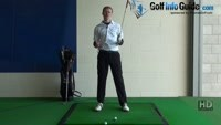 Shank Golf Shot Problem Drill 4: Face tape Video - by Pete Styles