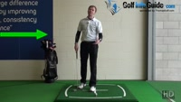 Fast Down Swing Hip Turn To Generate More Club Head Speed Golf Swing Tip Video - Lesson by PGA Pro Pete Styles