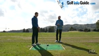 Fast Hips Equals Straight Long Golf Shots - Video Lesson by PGA Pros Pete Styles and Matt Fryer