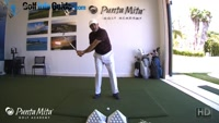 Fat Shot Lesson by PGA Pro Tom Stickney Top 100 Teacher