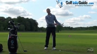 Feel The Basic Releasing Golf Swing Motion Video - by Pete Styles
