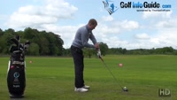 Feel Your Arms Hanging To Keep Relaxed In Your Golf Set Up Video - by Pete Styles