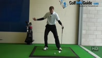 Feet Direction Key for Solid Golf Stance Video - by Pete Styles
