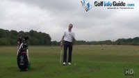 Feet Position In Golf Focusing On The Back Foot Video - by Pete Styles