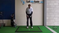 Feet Together Golf Drill Video - by Pete Styles