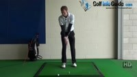 What is more power and why golf drill  6 Feet together L shape for release Video - by Pete Styles