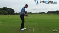 Finding The Ideal Golf Grip Pressure With One Handed Shots Video - by Peter Finch