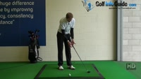 Fingers play key role in the golf swing Video - by Pete Styles